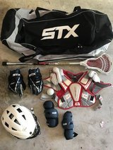 Lacrosse Equipment & Bag in The Woodlands, Texas