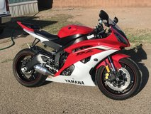Excellent condition low miles 2013 Yamaha R6 in Alamogordo, New Mexico