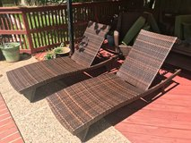 Poolside Chaise Lounge Chairs (sold as set) in The Woodlands, Texas
