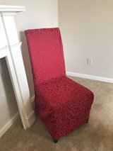 8 Parson Chair Slipcovers in Fort Rucker, Alabama