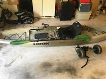 ASCEND 10T Fishing Kayak in The Woodlands, Texas