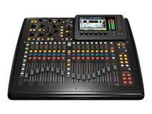 Behringer X32 compact mixing board in Glendale Heights, Illinois