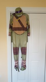 Ninja Turtle costume (size large 12-14) in Orland Park, Illinois