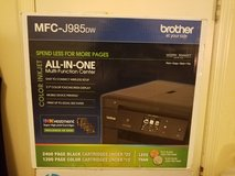 Brother MFC-J985 DW All-In-One Multi-Function Printer in Beaufort, South Carolina