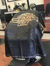 Barber/salon cape(Versace) in Glendale Heights, Illinois