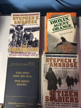 Military Books See Pictures for Titles Choice in Fort Knox, Kentucky
