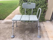 Medical Transfer Chair for bathing in Houston, Texas