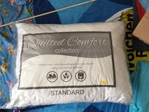 Brand new Standard size bed pillow in Aurora, Illinois