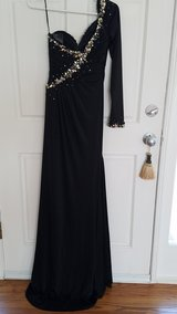 home comig or prom dress(black) in Warner Robins, Georgia