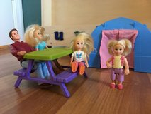Fisher Price Loving Family Doll Camping Set in Fairfield, California