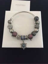 pandora limited edition bangle bracelet with charms in Ramstein, Germany
