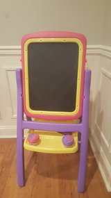 Chalk and dry erase easel in Naperville, Illinois