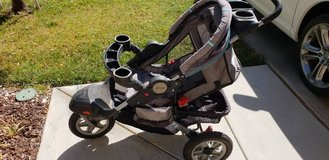 JEEP jogging stroller / adjustable canopy / all terrain tires in Camp Pendleton, California