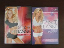 Dance with Julianne DVDs in Plainfield, Illinois