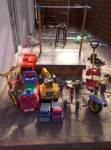 toddler toys and sand box in Ramstein, Germany