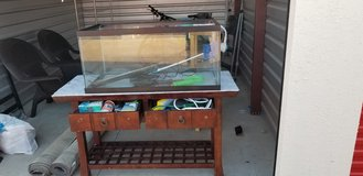 40gal tank and stand in Lawton, Oklahoma