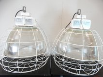 Pair of Lithonia Lighting 400W Halide Lamps in League City, Texas