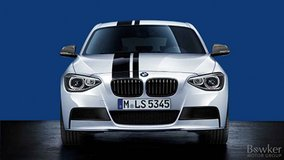BMW M Performance top stripes - 51142211005 in Ramstein, Germany
