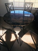 Table and chairs in Fairfield, California