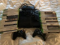 Xbox 360 (220v) with many games in Ramstein, Germany