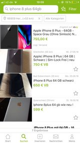 Iphone 5s Unlocked good condition in Ramstein, Germany