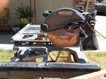 Rigid Tile Saw with stand in Fairfield, California