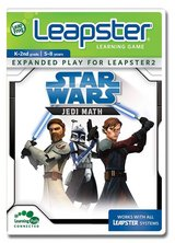 LeapFrog Leapster Learning Game Star Wars - Jedi Math in Aurora, Illinois