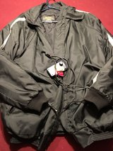 heated riding jacket in Chicago, Illinois