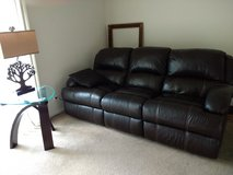 Leather Couch in Chicago, Illinois