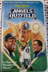 """VHS Disney Movie """"Angels In The Outfield"""" in Fort Leonard Wood, Missouri"""