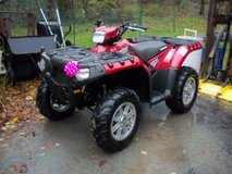 2012 Polaris Sportsman 550 XP EPS 4X4 in Fort Drum, New York