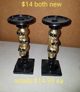3 skull candle holder in Fairfield, California