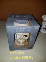 Skull warmer in Fairfield, California