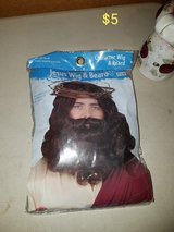 Jesus wig & beard costume in Fairfield, California