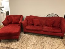 Sofa and Chair in Glendale Heights, Illinois
