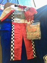 Lightning McQueen bed Set with curtain ng costume in Okinawa, Japan