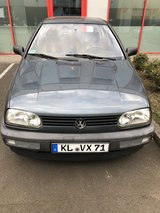 Immaculate VW Golf in Ramstein, Germany