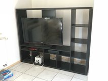 Black TV Stand in Ramstein, Germany