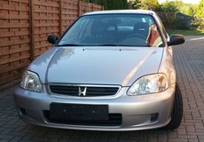 HONDA CIVIC , cool edition, very clean interior, stick shift in Ramstein, Germany