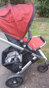 uppababy vista in Lakenheath, UK