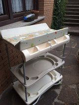 Brevi Changing Table With Bath in Ramstein, Germany