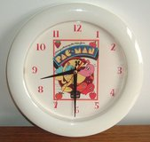 Midway Pac-Man Wall Clock Vintage Retro in Joliet, Illinois