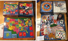 Great States! & Passport to Culture Board Games in Glendale Heights, Illinois