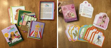 Tell Me A Story & Fancy Nancy Card Games in Bolingbrook, Illinois