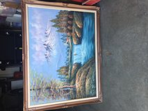 Art painting (large) in Vacaville, California
