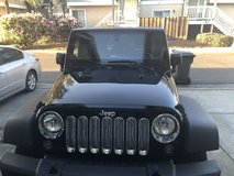 2014 Jeep Wrangler Unlimited low miles in Fairfield, California