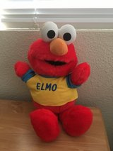 Talking tickle me ELMO in Fairfield, California