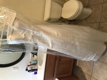 Wedding dress size 6 in DeRidder, Louisiana