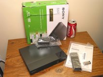 NEW Sony BDP-S1700 Blu-ray Disc Player w/ WiFi Streaming in Plainfield, Illinois