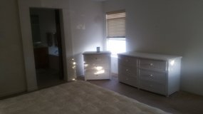 Bedroom and Master Bedroom in Travis AFB, California